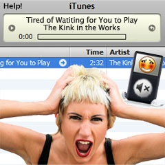 iPod and iTunes Won't Play Certain MP3 Files